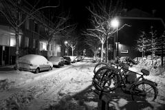 Utrecht in het wit